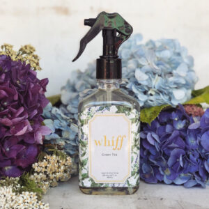 WATERCOLORED BOTANICALS FOR WHIFF ROOM FRAGRANCES